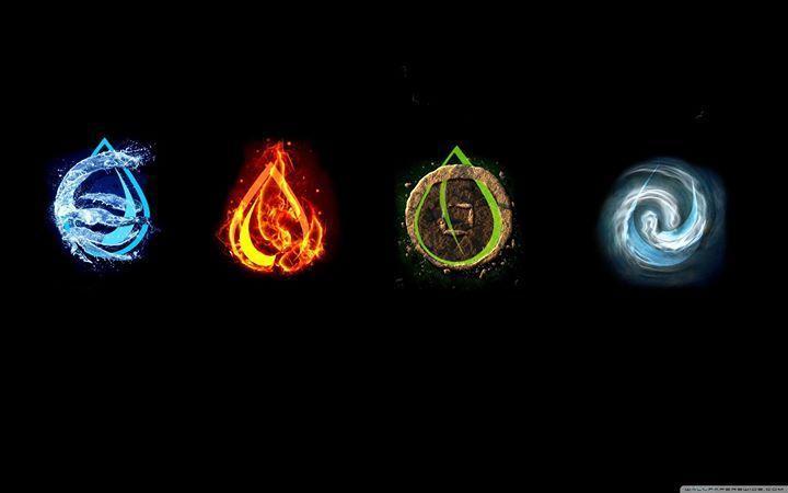Noore kuu loomine-4 elemendi harmoonia / Новолуние- 4 элемента - Tervendavad Helid