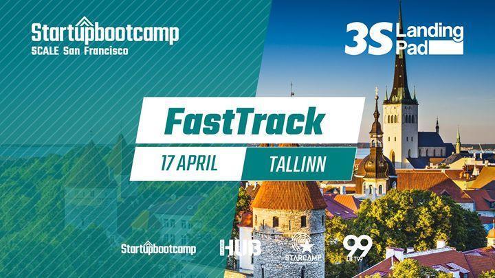 SBC Scale San Francisco– FastTrack Tallinn - Telliskivi 60a, B-building, 10412 Tallinn, Estonia