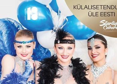 Starlight Cabaret külalisetendus - Ugala Teater
