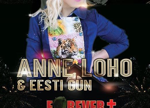 Esineb ANNE LOHO & EESTI GUN, Forever Young 35+ - Carriba Club
