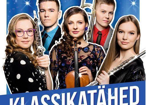 Klassikatähed 2018 & Pärnu Linnaorkester - Viljandi Baptistikirik