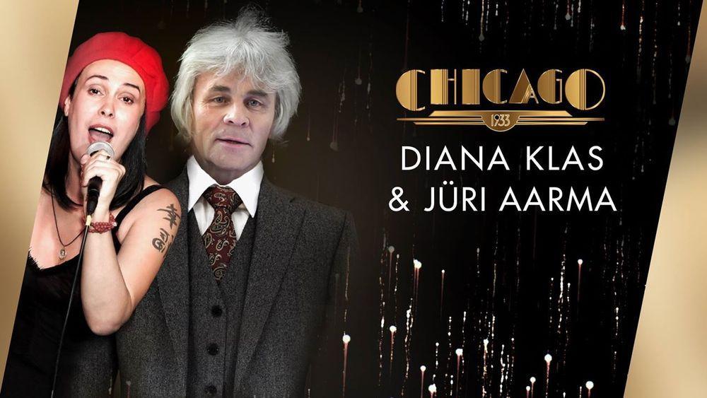 Esineb Diana Klas & Jüri Aarma - Chicago 1933