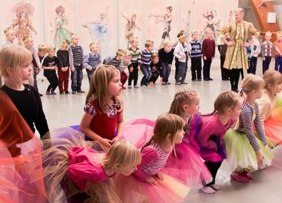 Balletilugu - haridusprojekt - Rahvusooper Estonia