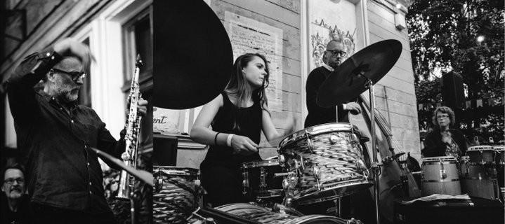 Külaline majas: Viljandi Jazzkaareke: CORPO (Rootsi) - Pärimusmuusika Ait