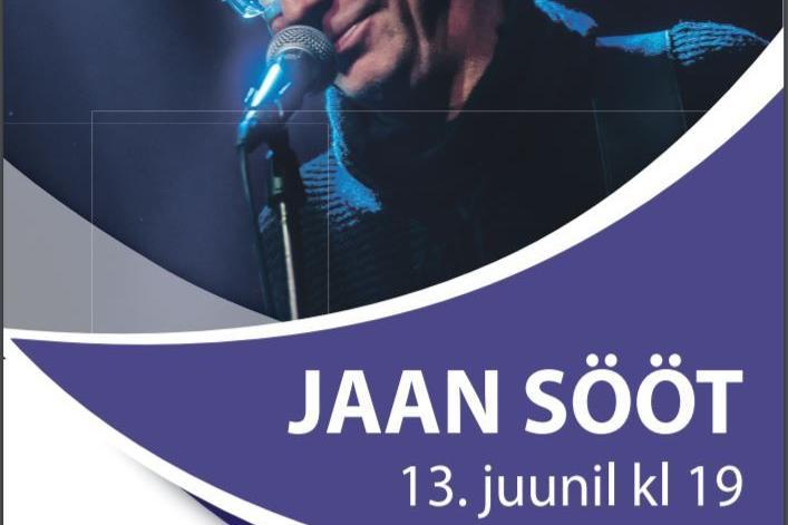 Kesknädala kontserdid Nooruse Maja suveaias Jaan Sööt - Nooruse Maja