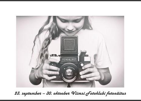 Viimsi Fotoklubi sügisnäitus - Viimsi Huvikeskus