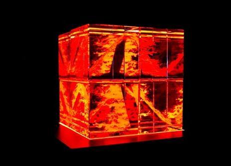 """Giidituurid näitusel """"TULI KLAAS"""" - Hiiumaa Muuseum"""