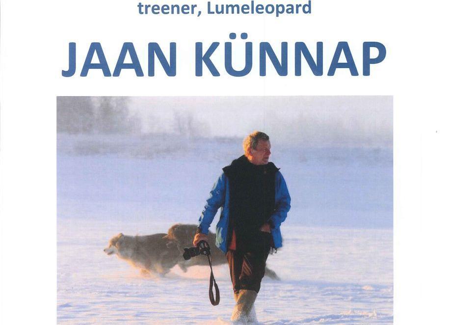 Kohtumine Jaan Künnapiga - Kose Raamatukogu