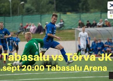 JK Tabasalu vs Tallinna FC Zenit - Tabasalu staadion