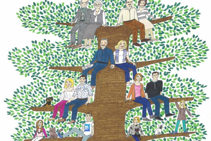 Täiskasvanud Õppija Nädal - Suguvõsauurimise lühikursus - Kostivere Kultuurimõis