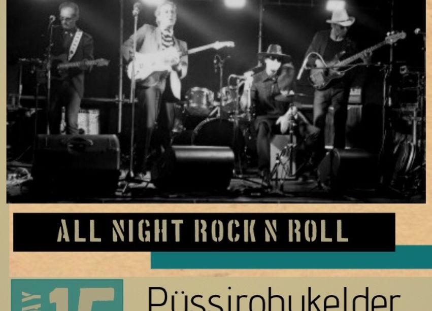 Eddie Dove Band - Latvia - Püssirohukelder