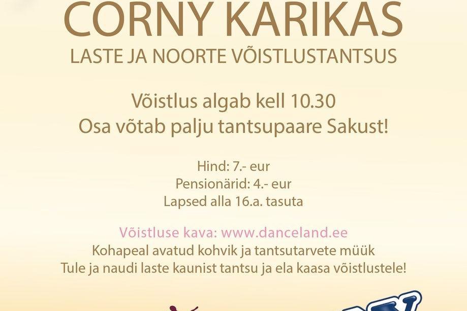 Corny Karikas - Saku Valla Spordikeskus