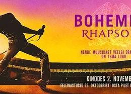 """Muusikaline draama """"Bohemian rhapsody"""" - Jõgeva Kultuurikeskus"""