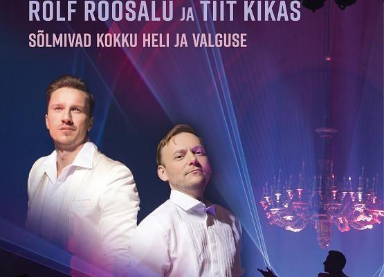 KONTSERT: HELGUS - Rolf Roosalu ja Tiit Kikas - EELK Viimsi Püha Jaakobi kirik