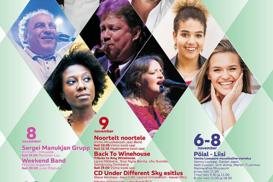Viimsi Happy Jazz Festival - Noortelt noortele - Viimsi Kool