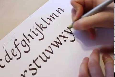Kalligraafiakirja õpituba - Kostivere Kultuurimõis