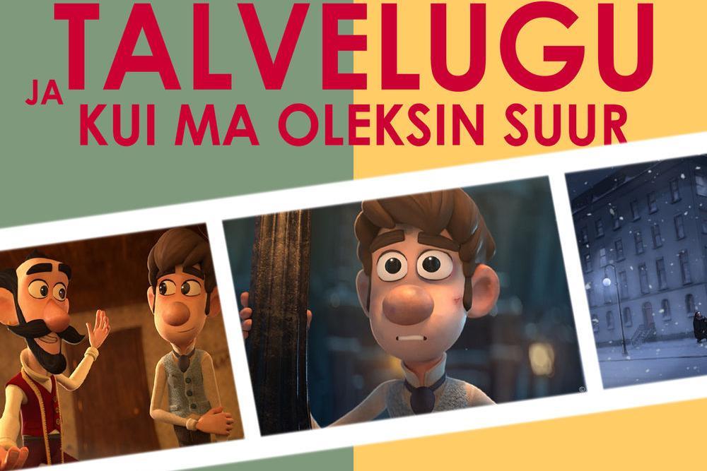 multikad & pannakad - TALVELUGU - Piip ja Tuut Teatri- ja Mängumaja