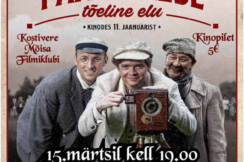 """Kostivere Mõisa Filmiklubi """"Johannes Pääsukese tõeline elu"""" - Kostivere Kultuurimõis"""