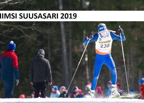 Viimsi Suusasari 2019 - Randvere Tädu terviserada