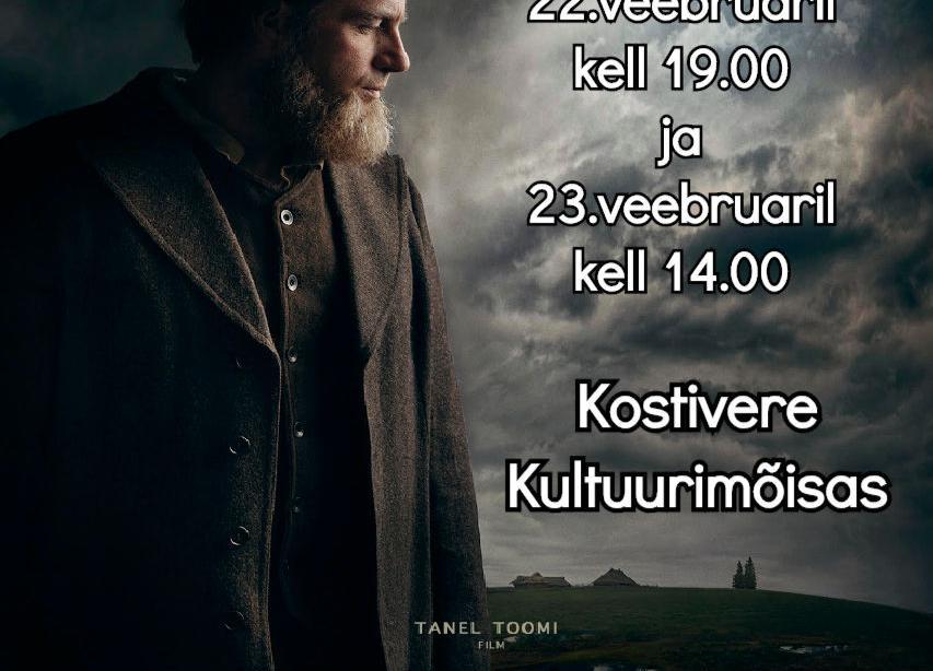 """Kostivere Mõisa Fimlmiklubi """"Tõde ja õigus"""" - Kostivere Kultuurimõis"""