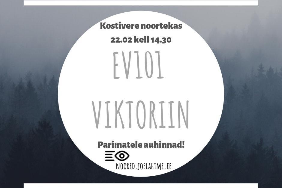 EV101 Viktoriin! - Kostivere Noortekeskus