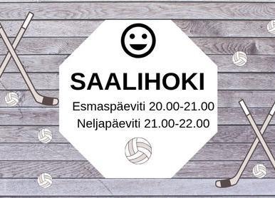 SAALIHOKI - Vääna-Jõesuu Külaselts