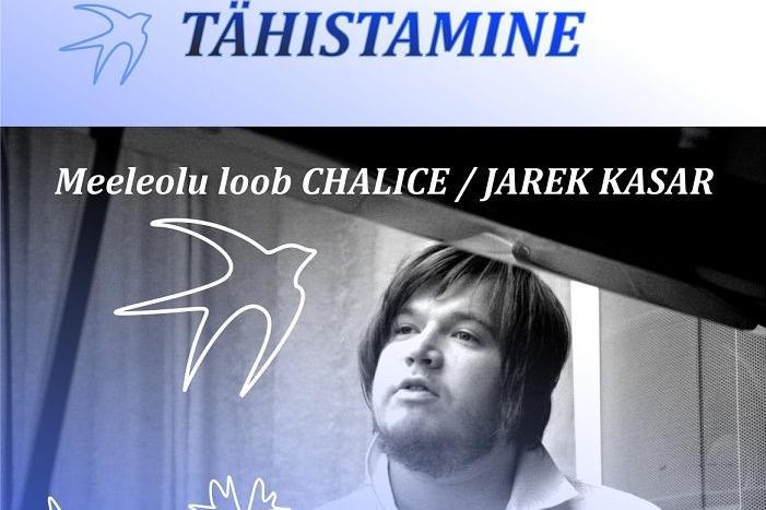 EV 101 Väätsa rahvamajas- musitseerib Chalice/ Jarek Kasar - Väätsa Rahvamaja
