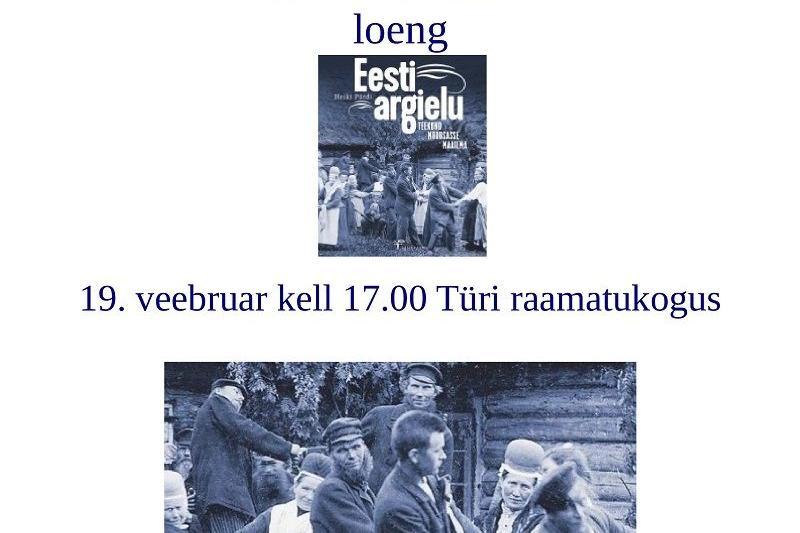 Heiki Pärdi loeng - Türi raamatukogu
