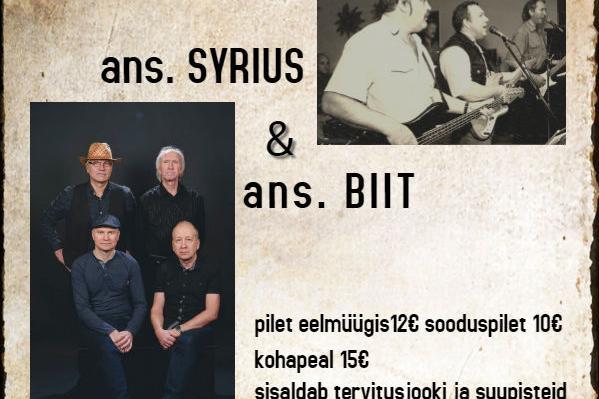 SYRIUS  & BIIT - Nooruse Maja