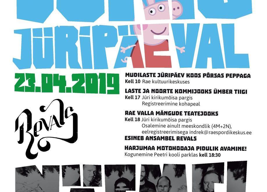 Jüripäev 2019 - Jüri