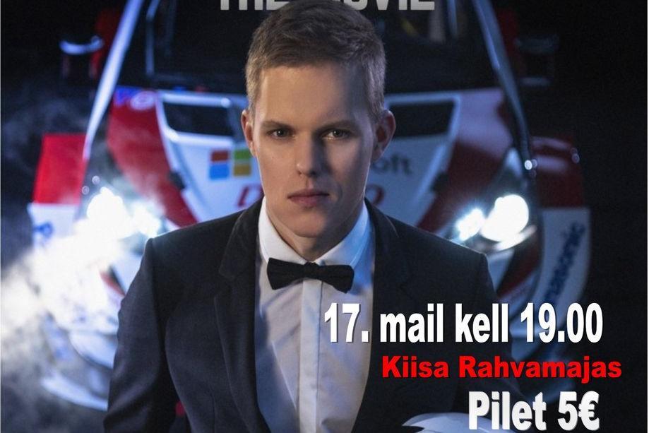 """Film """"Ott Tänak - The Movie"""" - Kiisa Rahvamaja"""