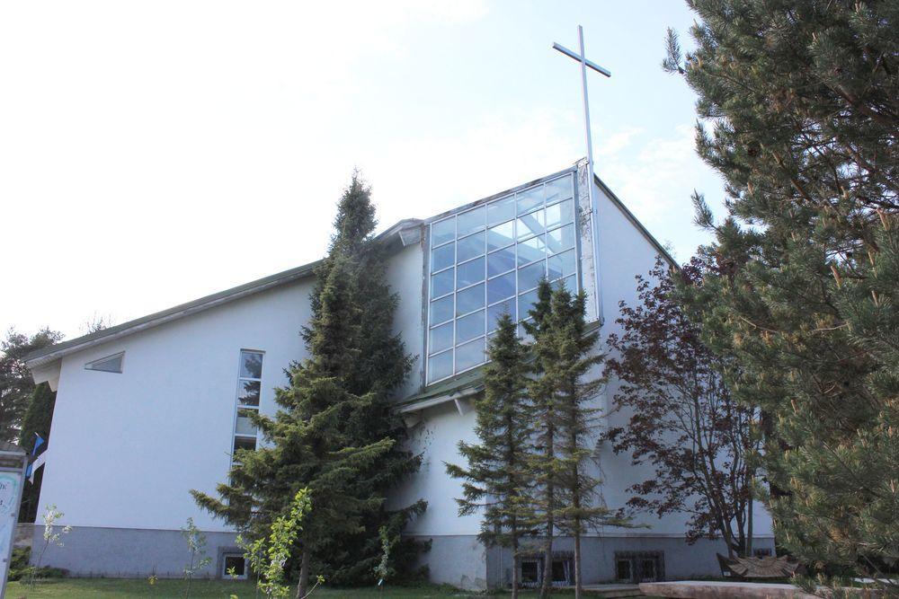 Jumalateenistus Harkujärve Kogukonnakirik - Harkujärve Kogukonnakirik