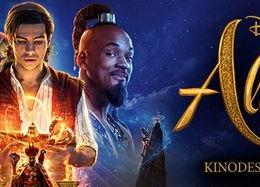 """Kogupere fantaasiafilm """"Aladin"""" 3D - Jõgeva Kultuurikeskus"""