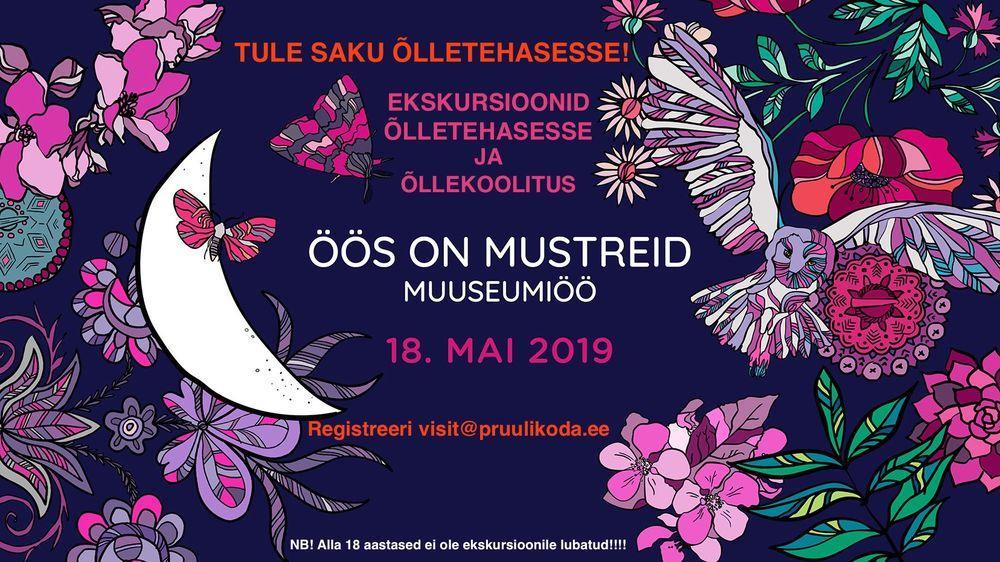 Muuseumiöö Saku Pruulikojas - Saku Pruulikoda