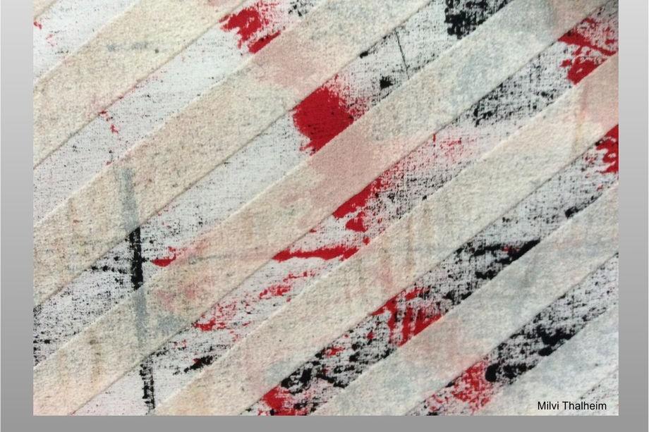 """Ülle Raadiku ja Milvi Thalheimi tekstiilinäituse """"Kaunistav ja tarbitav tekstiil"""" avamine Türi kultuurikeskuses - Türi Kultuurikeskus kunstigalerii"""