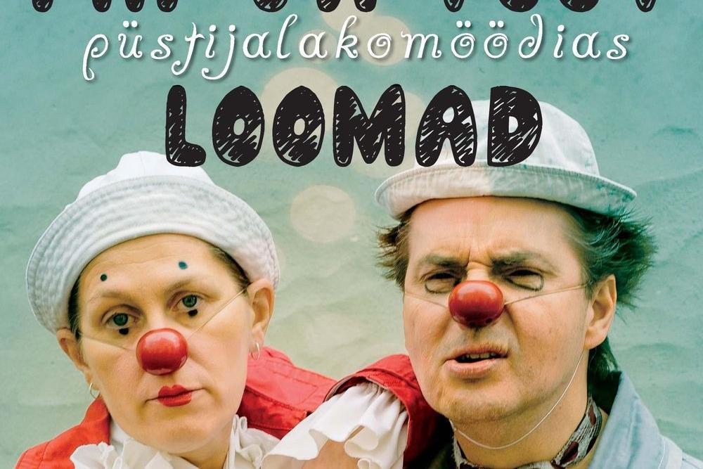 PIIP JA TUUT LOOMAD   Põltsamaa KK   - Teatri Kodu