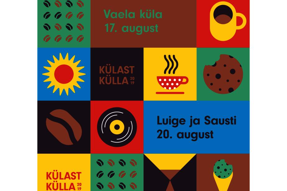 Külast külla 2019 - Vaela Küla