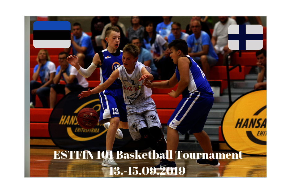 ESTFIN 101 Basketball Tournament - Jüri pallihall