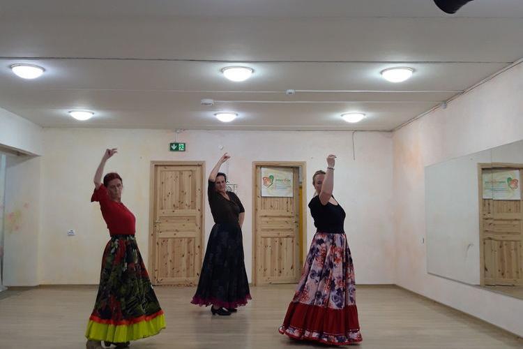 Flamenko - Harkujärve Kogukonnakirik