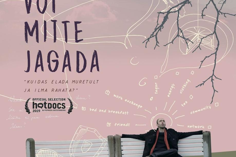 """DOKUMENTAALFILMIÕHTU  """"JAGADA VÕI MITTE JAGADA ( TO SHARE OR NOT TO SHARE)"""" - Kose Kultuurikeskus"""