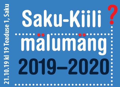 Saku - Kiili MÄLUMÄNG - Kiili Gümnaasium