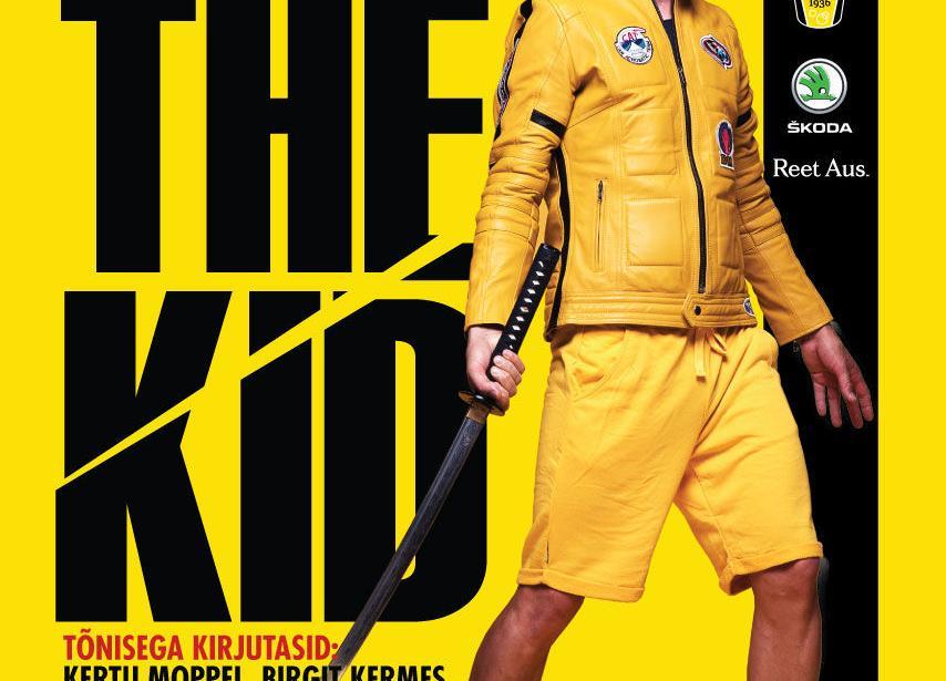 TÕNIS NIINEMETS grow-up comedy ''THE KID'' RAKVERES - Rakvere Spordikeskus