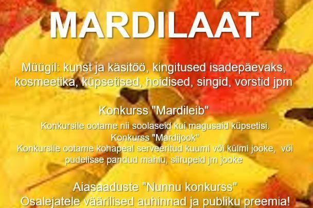 MARDILAAT - Kose Kultuurikeskus