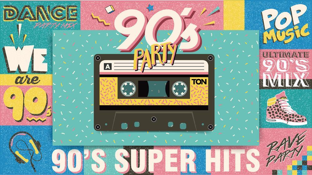 90`s music - Rae Kultuurikeskus