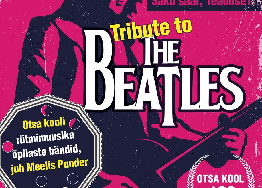 Tribute to THE BEATLES - SAKU SAAL (Saku Valla Kultuurikeskus)