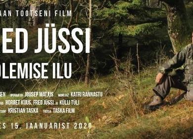Fred Jüssi - olemise ilu (Eesti 2020) - Jõgeva Kultuurikeskus
