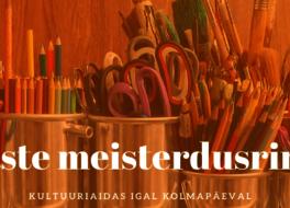 Laste meisterdusring - Kumna Kultuuriait