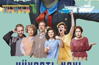 LÜKKUB EDASI!!! Hüvasti, NSVL - Rae Kultuurikeskus