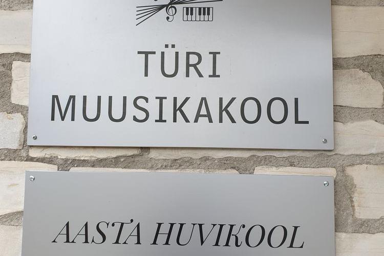 Uute õpilaste vastuvõtt 2020/2021. õppeaastaks kell 14.00-16.00 - Türi Muusikakool