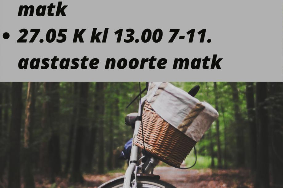 Jalgrattamatkad - Jõelähtme